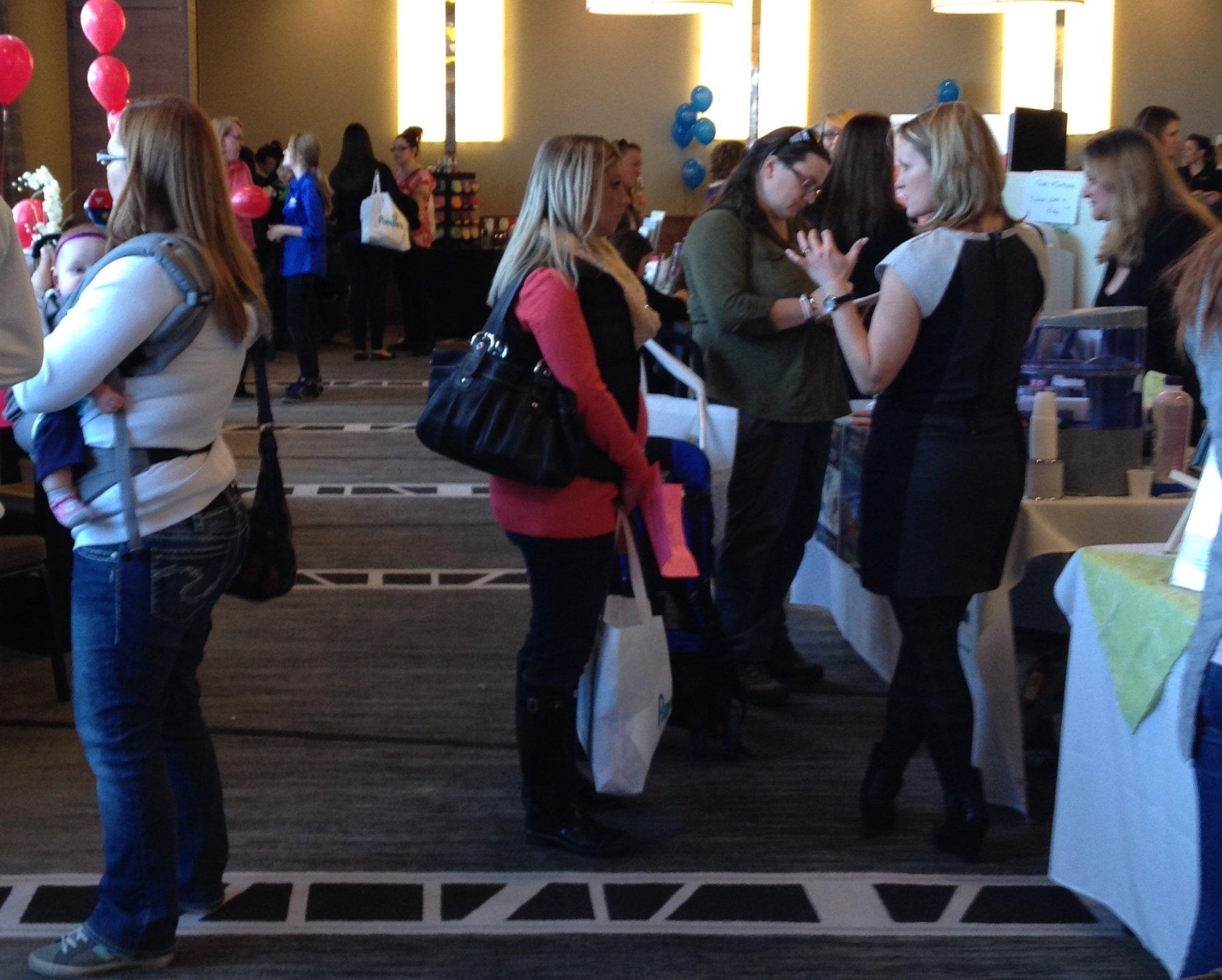 Calgary Moms Trade Fair